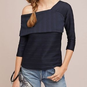 NWT Anthropologie Schuler blouse XS